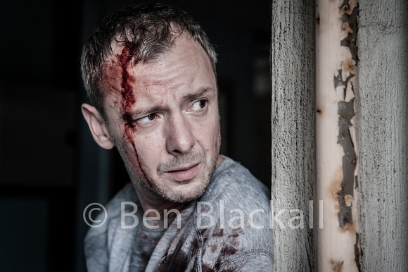 John Simm - Prey - Red Productions/ITV